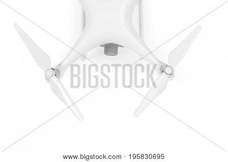 drone isolated on a white background