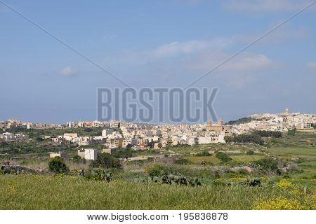 Town Mgarr Malta