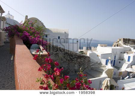 Santorini Panorama