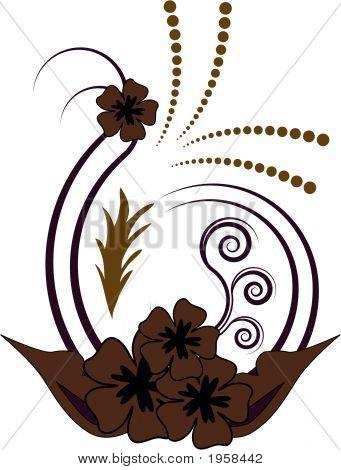 Floral Flower Design