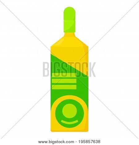 Vodka icon. Cartoon illustration of vodka vector icon for web