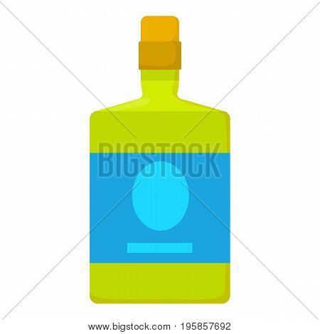 Absinthe icon. Cartoon illustration of absinthe vector icon for web