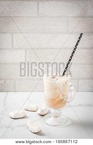 Coconut Latte Smoothie