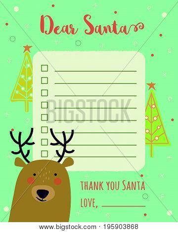 Christmas Wish List