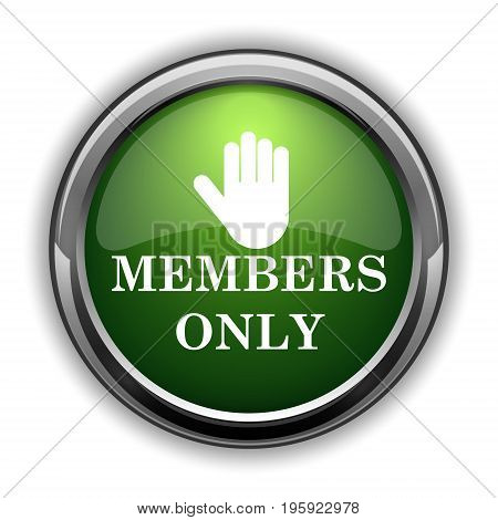Members Only Icon0