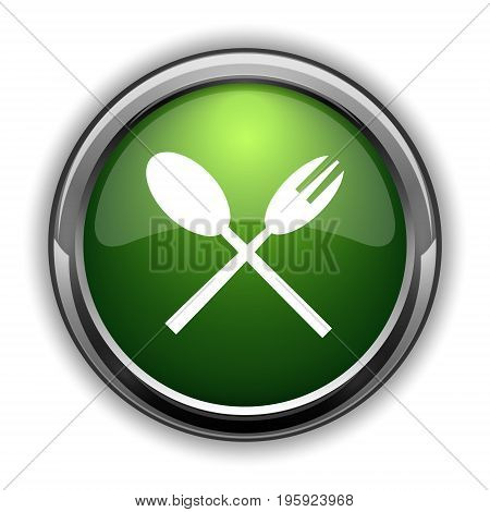 Fork And Spoon Icon0