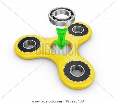 Spinner Ball Bearing