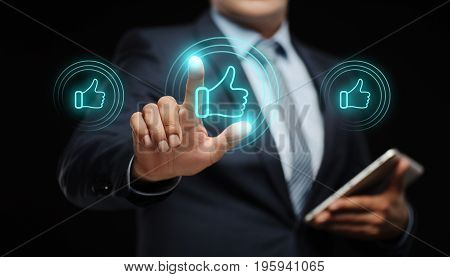 Business Internet Social Media Technology Network Concept