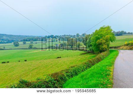 Countryside In Nievre
