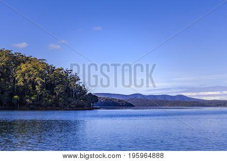 Wallagaraugh River Croajingolong National Park, Victoria, Australia