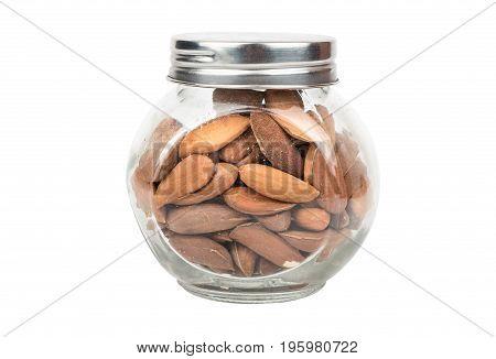 Uzbek Almonds In Jar
