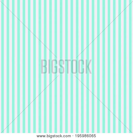 Seamless vertical stripes pattern in pastel tones