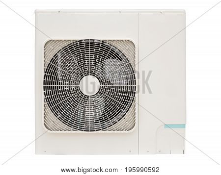 Air condition isolated on a white background.