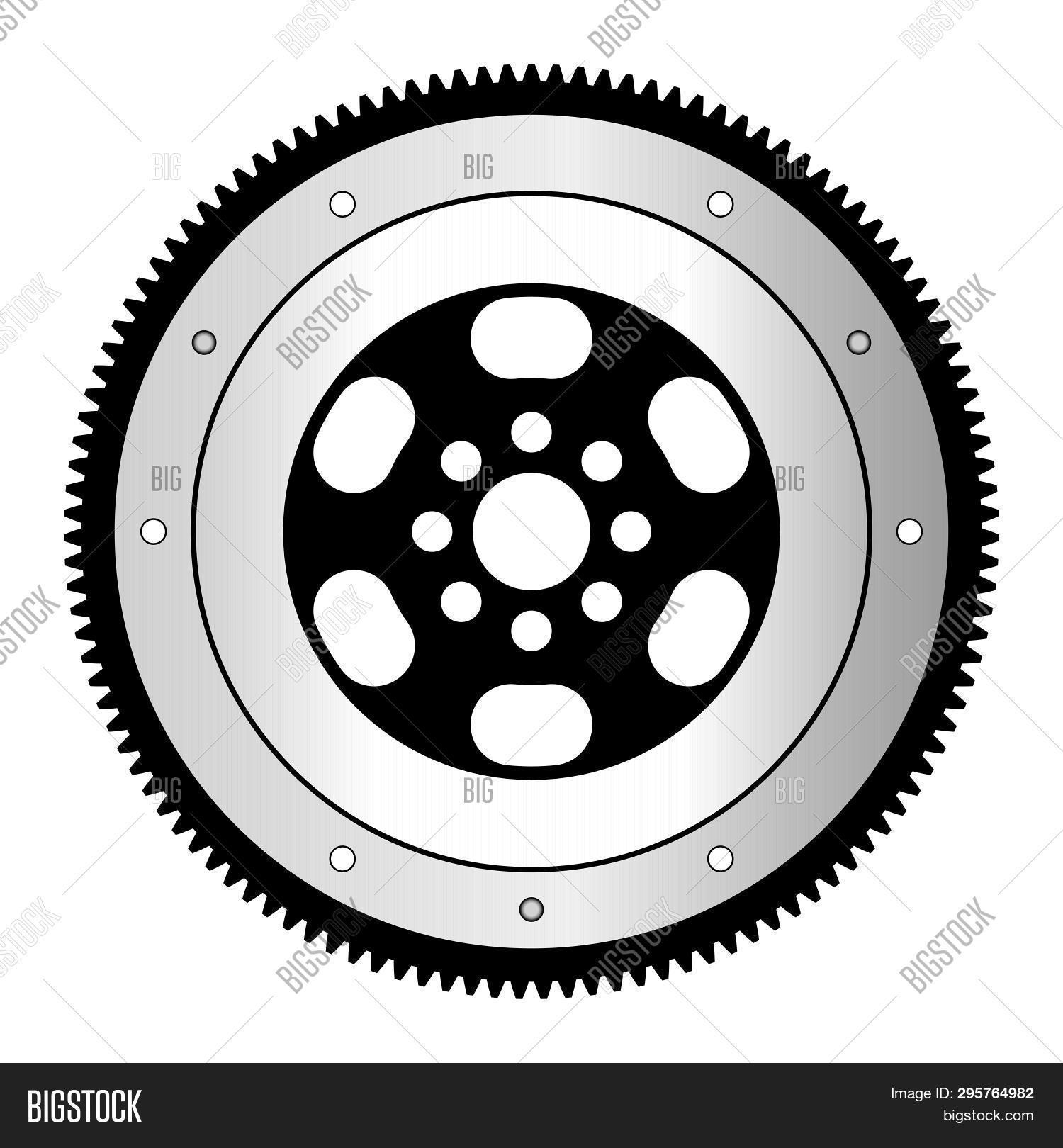 Flywheel Automatic Vector Photo Free Trial Bigstock