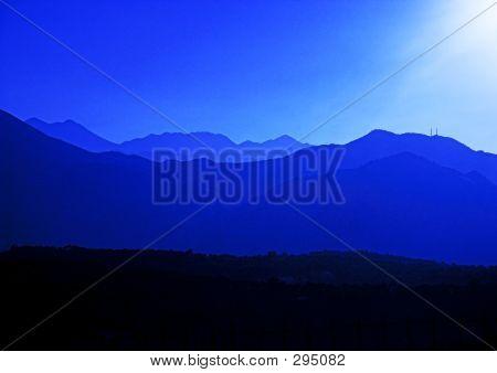 Blue Mountains Of Crete