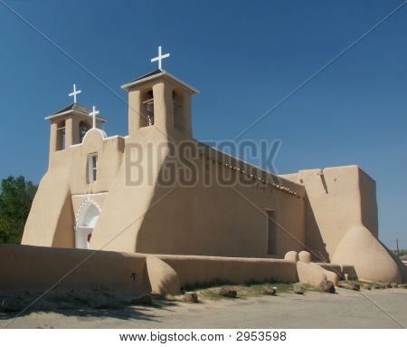 The 400 year-old San Francisco de Asis