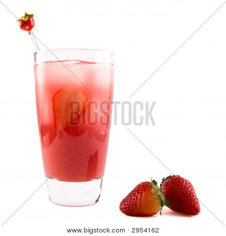 Berry Blush Cocktail