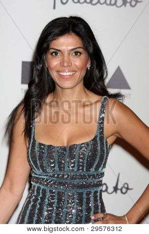 LOS ANGELES - JAN 30:  Sheila Shah arrives at Pomellato Boutique Opening at Pomellato Boutique on January 30, 2012 in Beverly Hills, CA