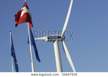 Wind Turbines Industry