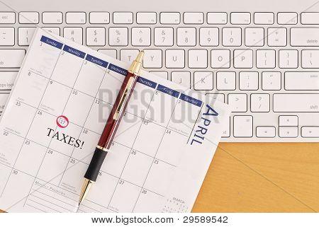 April 17 Tax Day