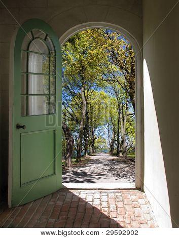 Doorwary To Spring