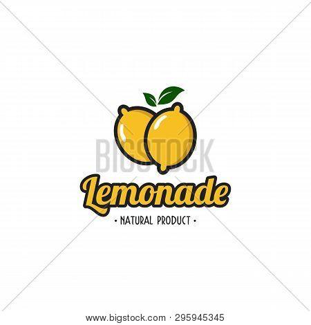 Logo Lemonade , Juice Vector & Photo (Free Trial) | Bigstock
