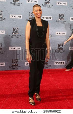 LOS ANGELES - APR 11:  Jacqueline Stewart at the 2019 TCM Classic Film Festival Gala -