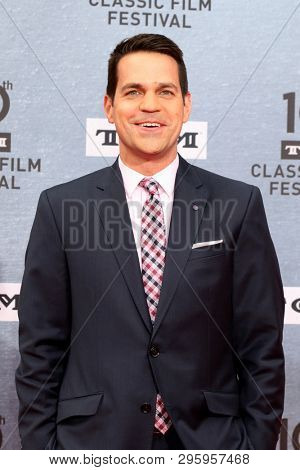 LOS ANGELES - APR 11:  Dave Karger at the 2019 TCM Classic Film Festival Gala -
