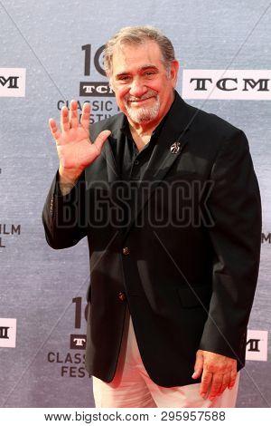 LOS ANGELES - APR 11:  Dan Lauria at the 2019 TCM Classic Film Festival Gala -