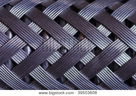 Wire Braided Hose Macro