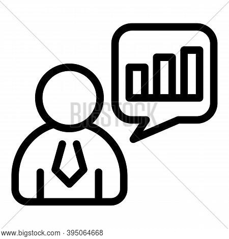 Evolution Meeting Icon. Outline Evolution Meeting Vector Icon For Web Design Isolated On White Backg