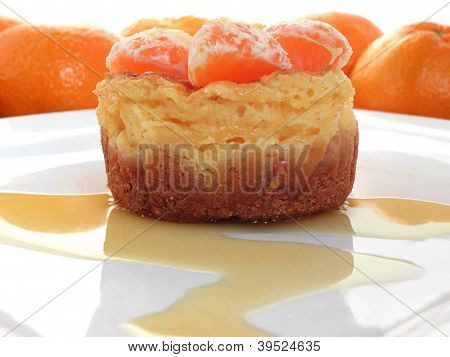 Cheese Cake with fruit