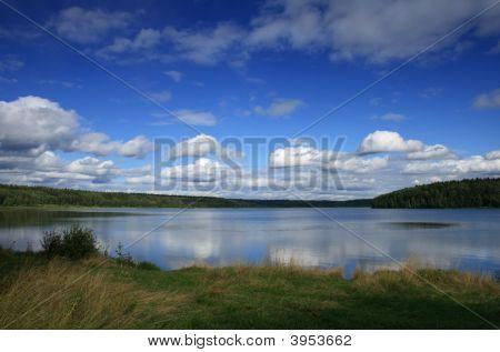 俄罗斯池塘