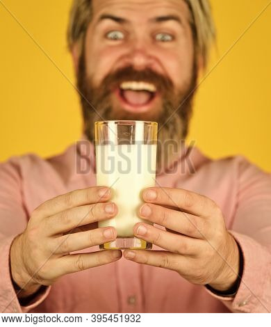 Drink Protein Cocktail. Healthy Habits. Almond Milk Is Rich In Several Healthy Nutrients. Milk For G