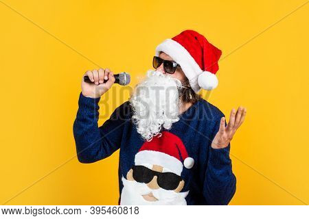 Last Preparations. Celebrate Winter Holidays. Christmas Songs. Xmas Shopping Time. Prepare Gifts And