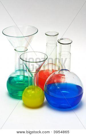 Laboratory Chemical Glassware