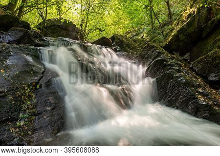 Watersmeet In Exmoor National Park