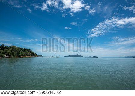 View Of Koh Phayam Island In Andaman Sea ,ranong Province Southern Of Thailand.