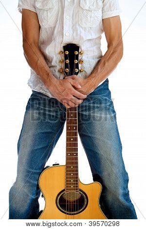 Go Folk - Guitar Front Embrace