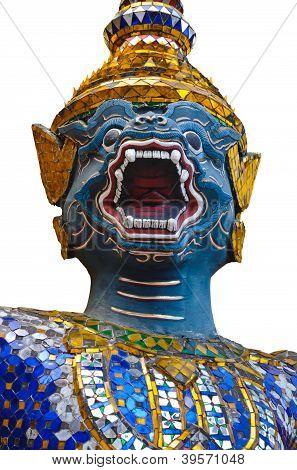 Thai Style Guardian Giant