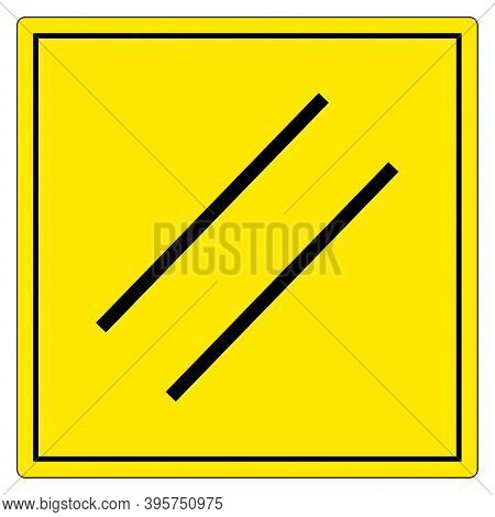 Reset Symbol Sign, Vector Illustration, Isolate On White Background Label. Eps10