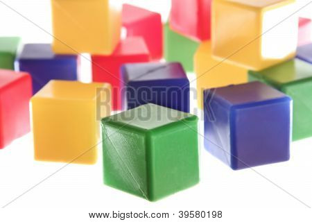 Big Green Cube Is The Leader