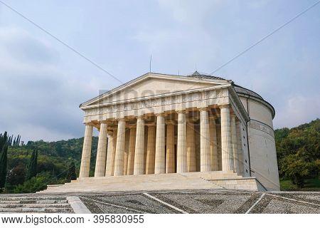 The Tempio Canoviano Or Temple Of Canova, Roman Catholic Parish Church.