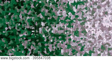 Camo Texture Background. Watercolour Camouflage Illustration. Dark Khaki Pattern. Graphic Commando S