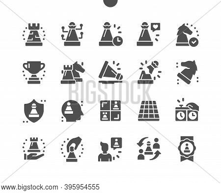 Chess Piece. Board Game. Chess Figures. Chess Victory Medal. Timer In The Game. King, Queen, Rook, K