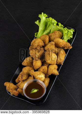 Food - Natural Chicken Nuggets - Text Area
