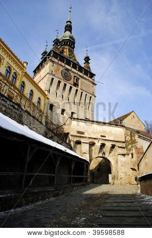 Sighisoara -medieval City