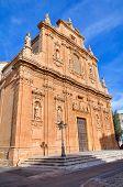 Sanctuary of Holy Crucifix. Galatone. Puglia. Italy. poster