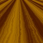 The abstract image of road leaving afar poster