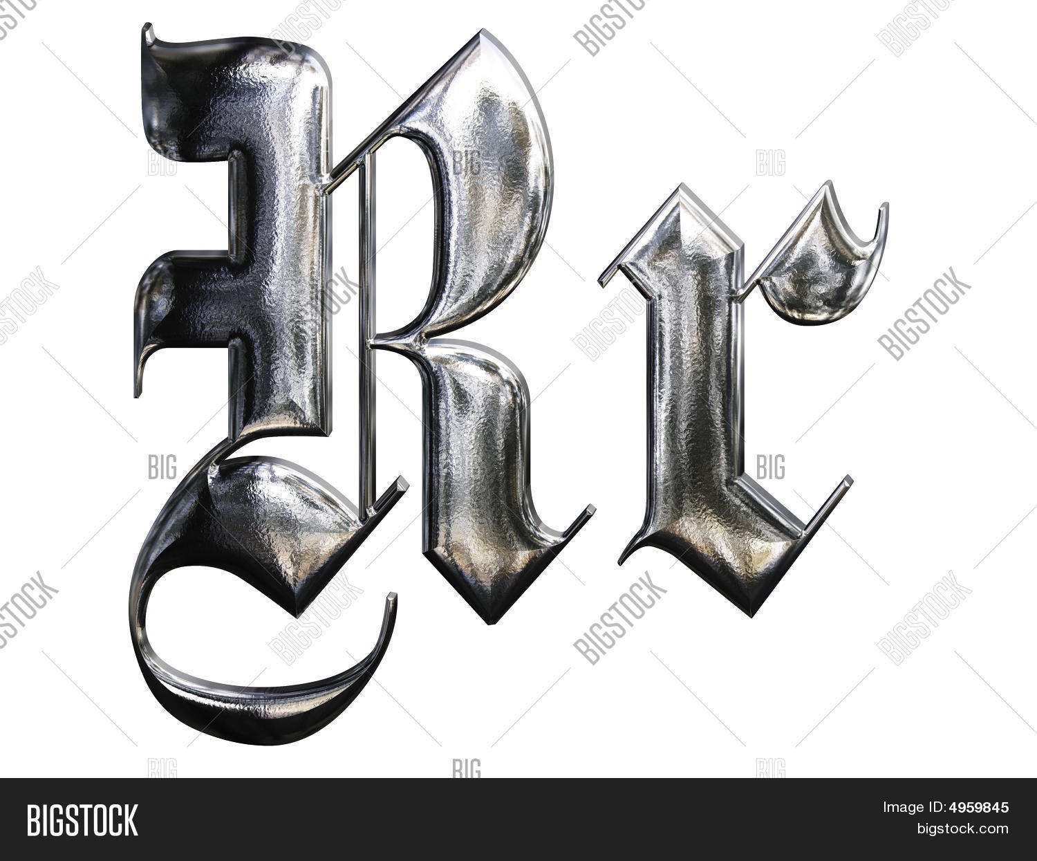Metallic Patterned Image  Photo Free Trial  Bigstock